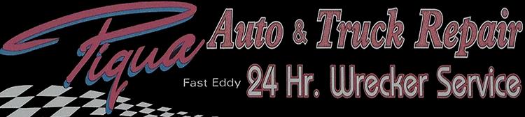 Piqua Auto Repair & Wrecker Service